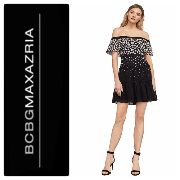 bcbgmaxazria short cocktail dresses